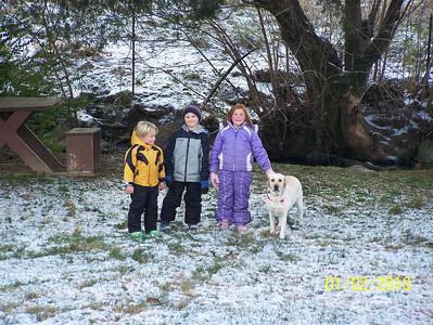 January-Tennessee