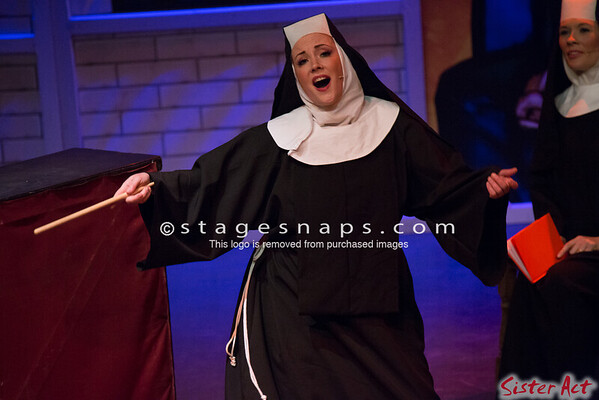 Sister Act Hastleons 2015