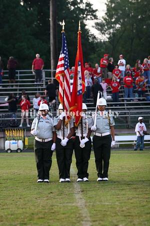 Watson Chapel High School Football Pregame 9-18-09