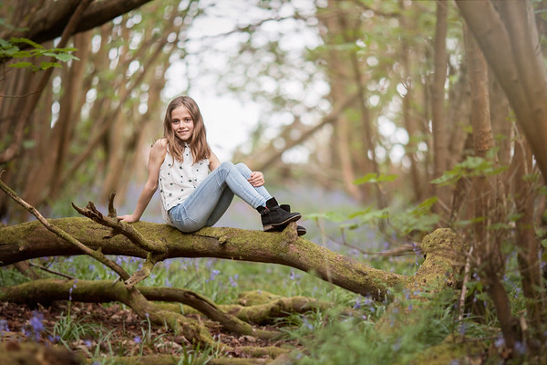 2018 - Family Norwood bluebell shoot 006