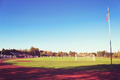 2013 - Men's Soccer VS. Alma