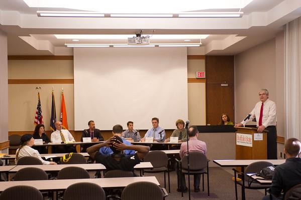 10/4/12 WBNY Student Radio Alumni Panel Discussion