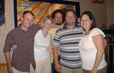 AHS Class of 1997 - 10 year reunion