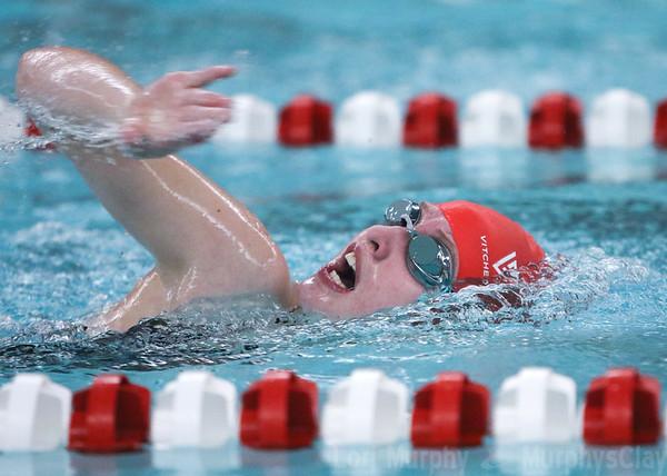 SNMS Swimming vs NN 2019