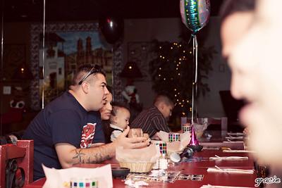 Luane's Surprise Birthday Party