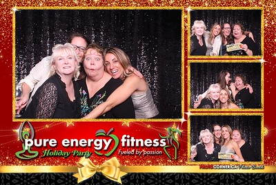 Pure Energy Fitness Holiday Party - 11-30-2019