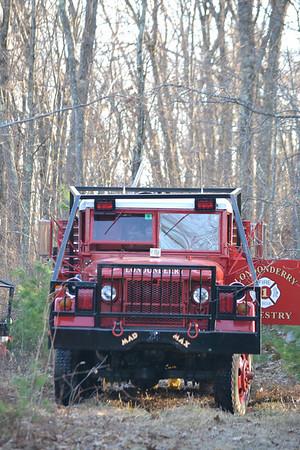 Brewster Rd - Brush Fire
