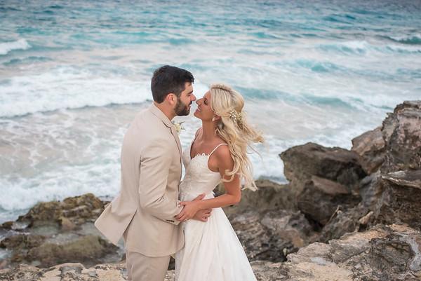 Meredith + Blake - Wedding - Hyatt Ziva
