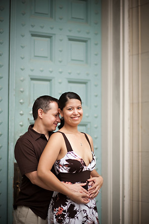 Richard and Danielle's Engagement Session