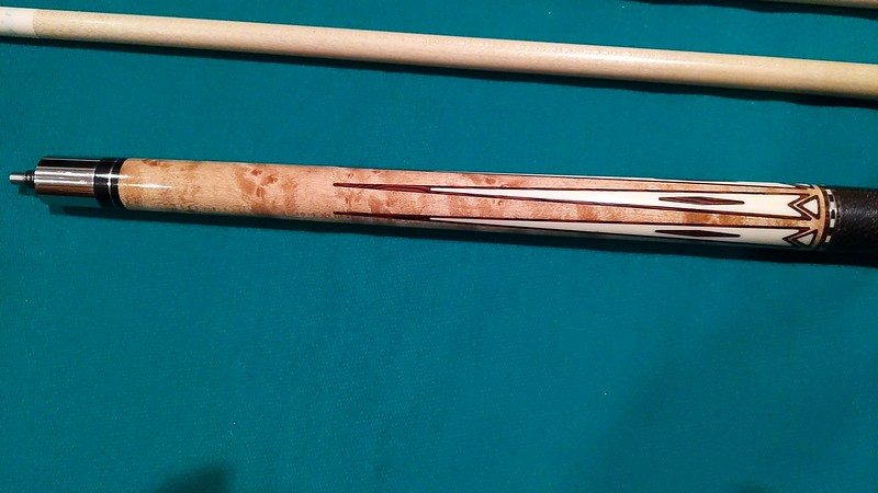 Some of my Cue Sticks