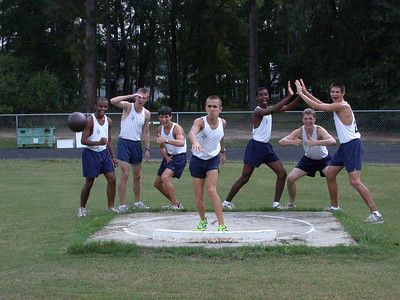 Maclay T&F/XC Family & Friends