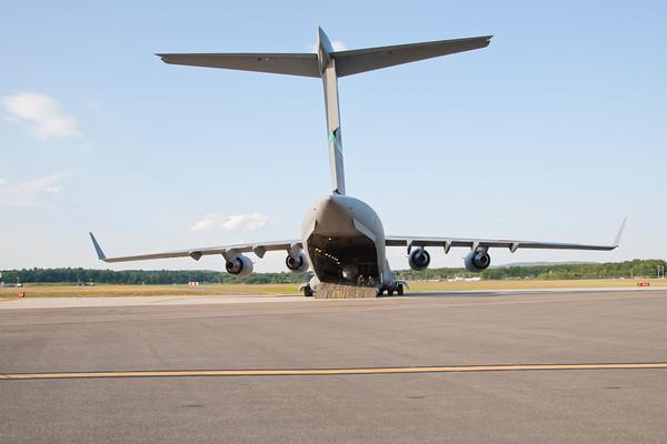 C-17/Thunderbird Support 8/19/10
