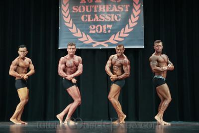 Classic Bodybuilding Prejudging