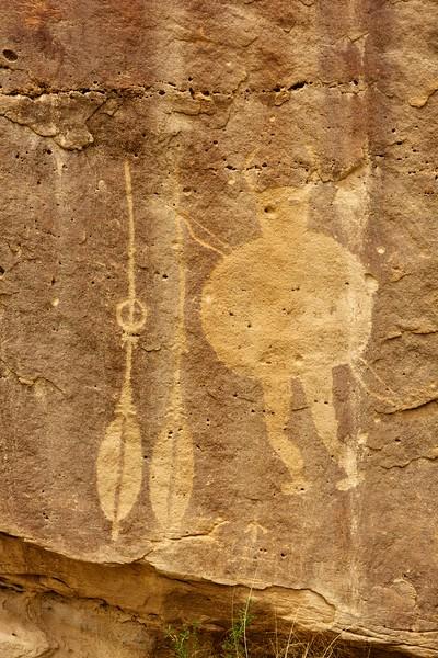 Dinetah Rock Art and Pueblitos