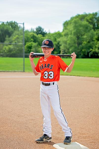 White Bear Lake 5th Grade AAA Baseball 2021