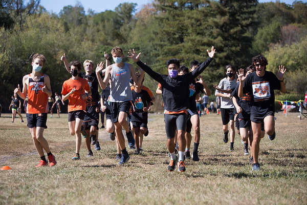2021-22 Panther Cross Country