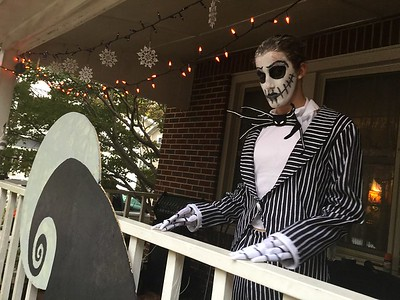 Nightmare Before Christmas Halloween 2016