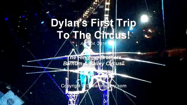 20160404 Washington, DC. - Dylan's First Circus