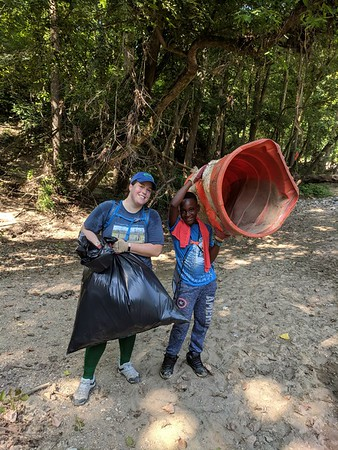 7.1.18 National Trails Day Celebration with Friends of Patapsco Valley State Park and REI