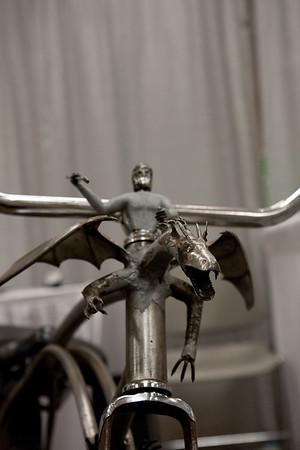 San Diego Custom Bike Show 2009