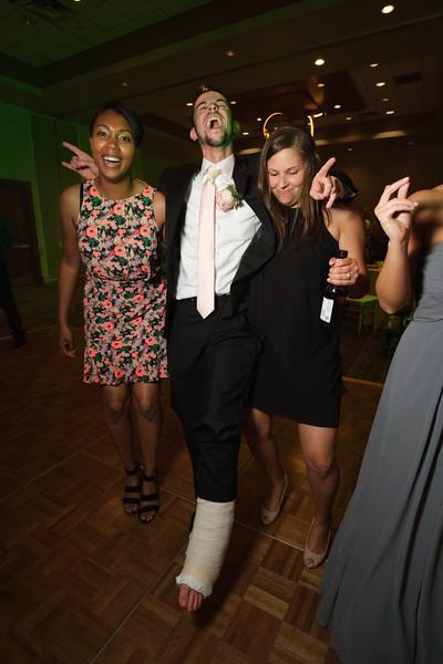 Nicole & Josh's Wedding - Chicago Marriott Southwest at Burr Ridge