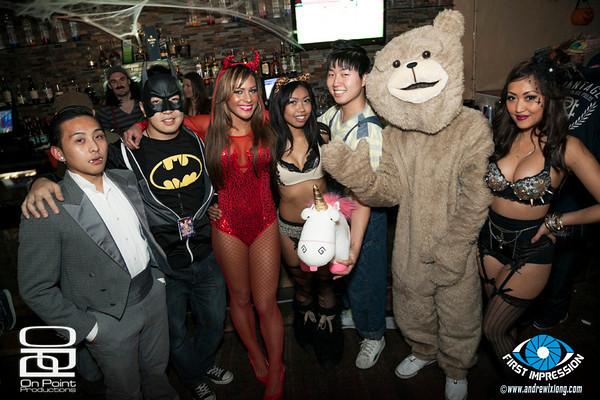 OPP: Halloween Bash @Elixir