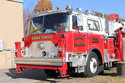 Ashby Ma. Fire Dept Mack CF/Baker Aerialscopes