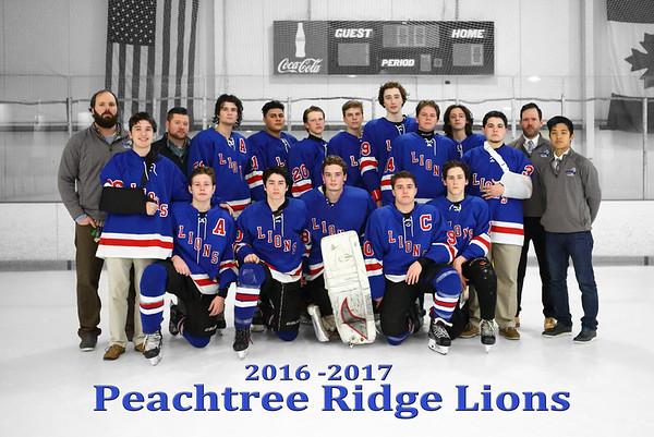 Team Pictures 2016-2017