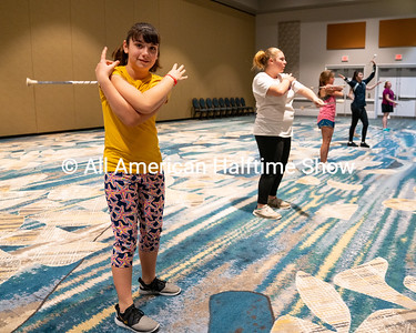 All American Rehearsal - Rosen Centre