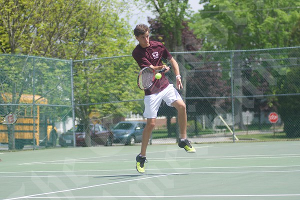 6/4/2016 Boys' tennis Class C North semifinals: GSA vs. Fort Kent