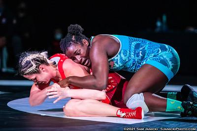 2021 - Freestyle & Greco Wrestling