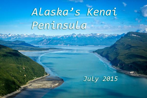 Alaska's Kenai Peninsula 2015