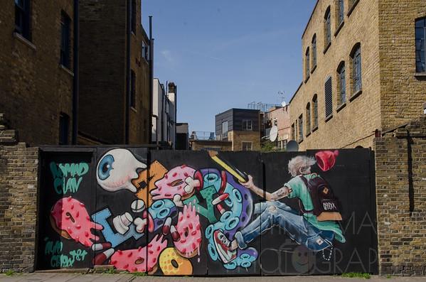 Camden: Street Art