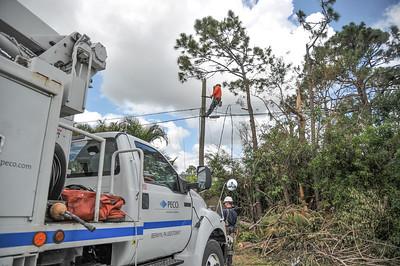 PECO - Assists Florida Power & Light