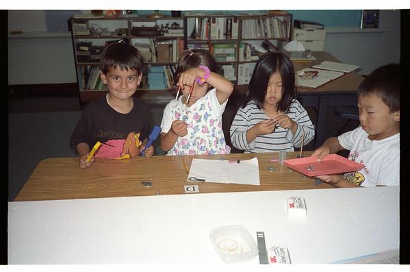 Carson Science Lab 1992-1994