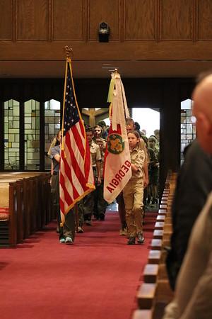 Eagle Ceremony 2/19/19
