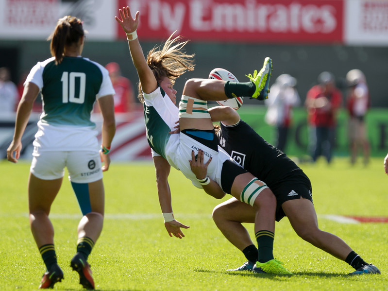 HSBC World Rugby Women's Sevens Series 2018