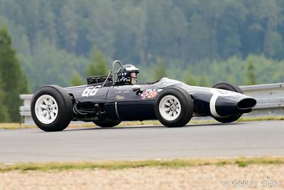 Brno GP Revival - 1960s Formula Cars