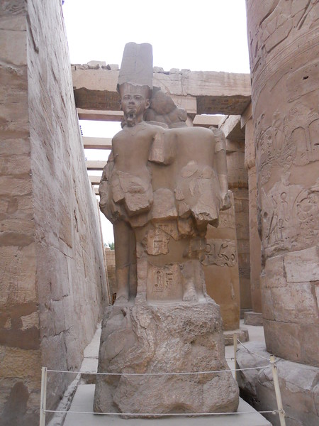 Karnak Temple -- Kimberly Collins