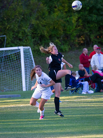 Girls Soccer 10-9-12