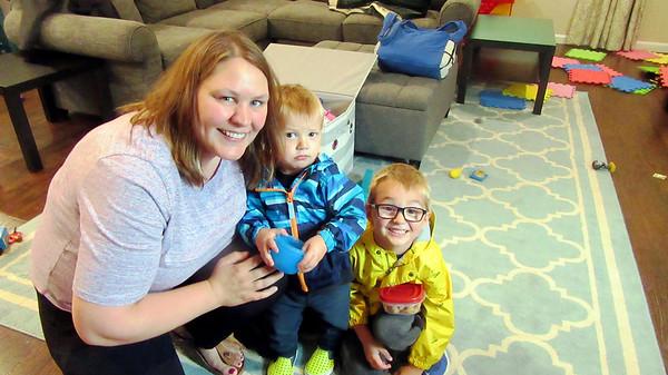 Neil Owen Family in Seattle