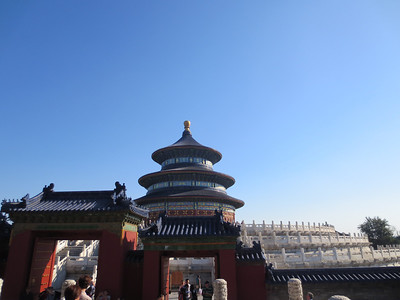 Temple of Heaven - Beijing China (Sep-12)