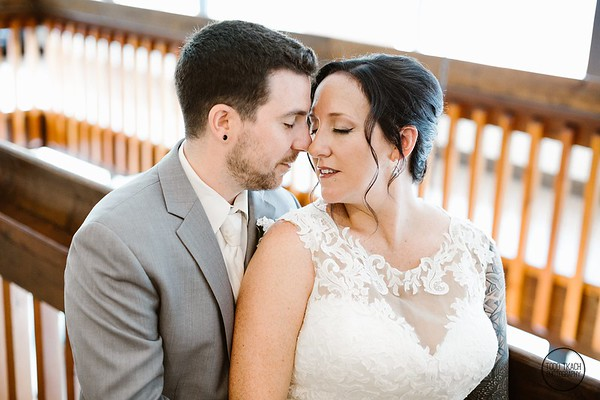 Lyndsey & Ryan Country Place Wedding | Social