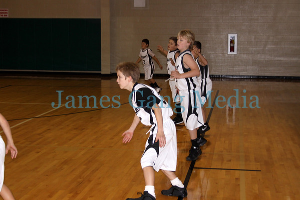 10yo Basketball - December 3, 2011