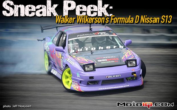 The Kid Rocks!   A Look Inside Walker Wilkerson's Nissan S13