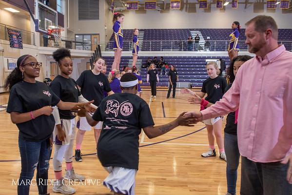 Broughton girls varsity basketball vs Sanderson. Play 4 Kay. January 17, 2019. 750_4271