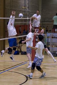 VTC Volleyball B-League Week 3 Fall 2006