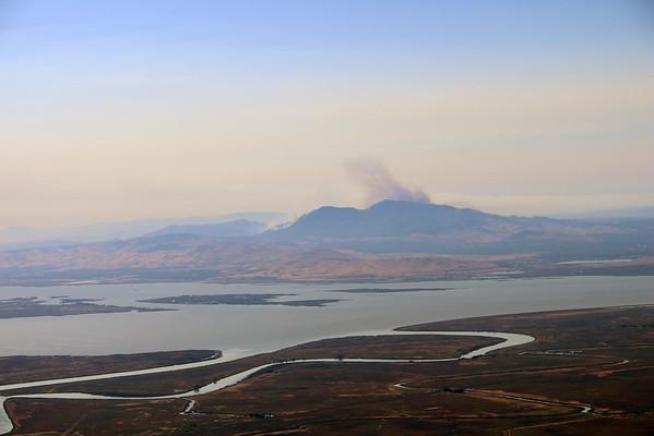 9-9-2013 Mt. Diablo Fire