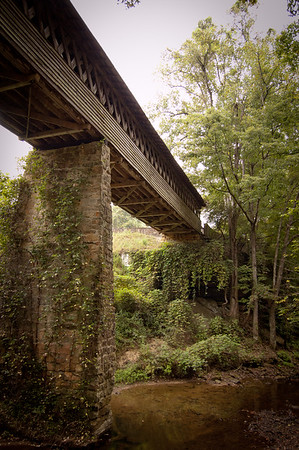 Alabama Covered Bridges