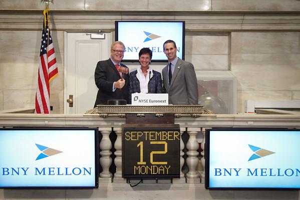 Bank of New York Mellon 9.12.11